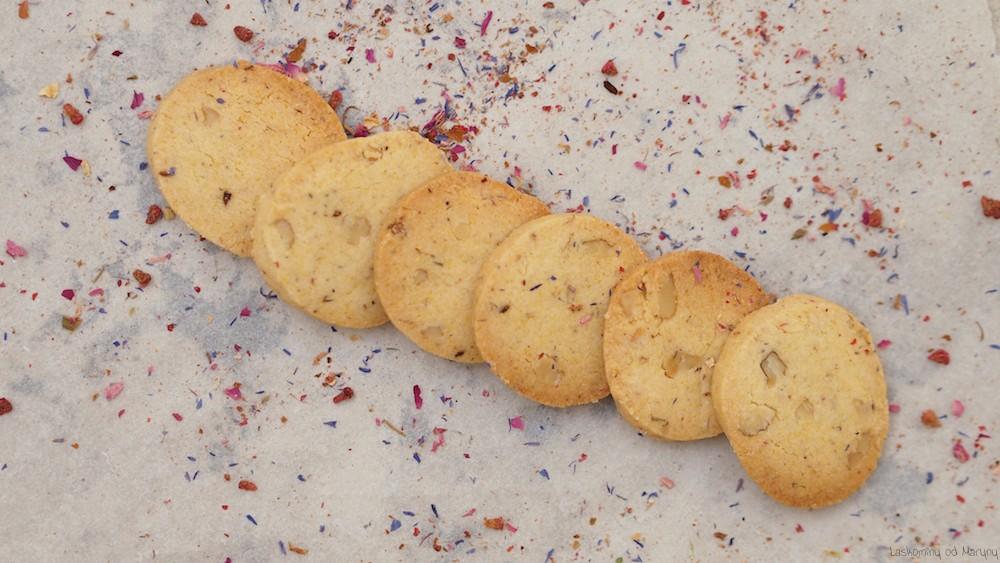 Sušenky Všechno nejmilejší s polentou a ořechy